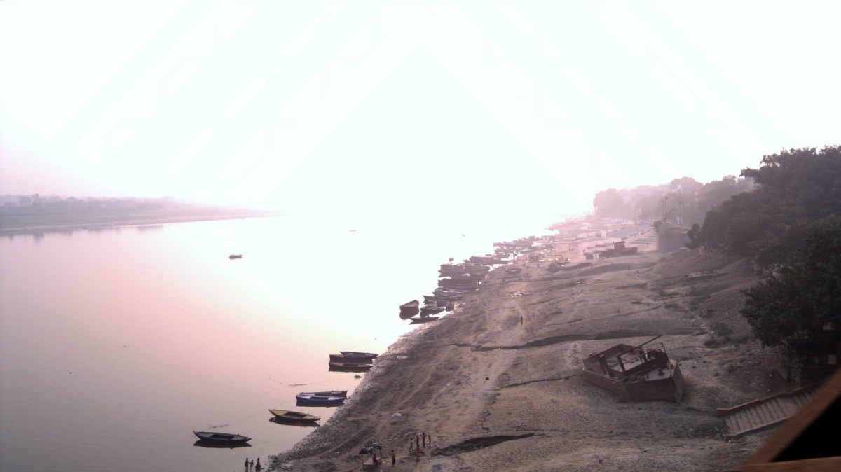 Spiritual Enlightenment of The Holy Ganges